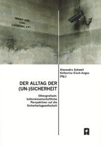 Cover Der Alltag der (Un-)Sicherheit - (c) Panama Verlag