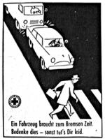 Merksatz der Bundesverkehrswacht (1957)